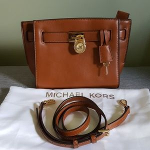 Michael Kors Mini Leather Shoulder Bag